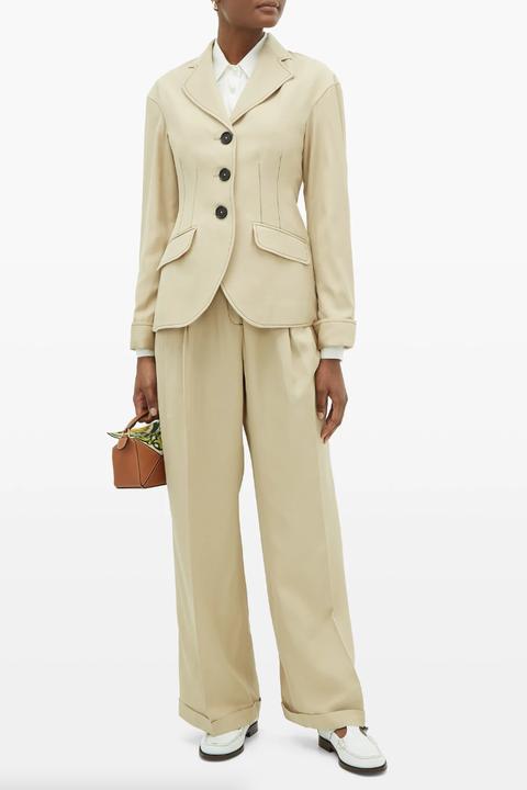 wales bonner suit matches fashion