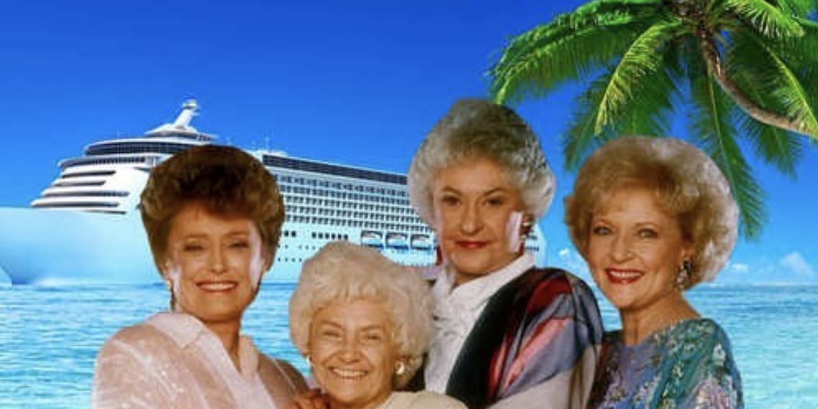 All Aboard! A 'Golden Girls' Cruise Packed With Cheesecake And Karaoke Is Setting Sail