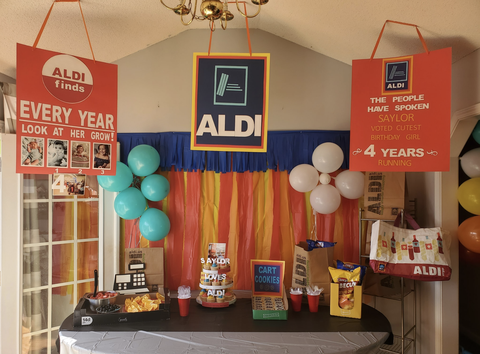 Balloon, Room, Vegetarian food, Party supply,