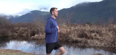 Wilderness, Water, Outdoor recreation, Running, Natural environment, Recreation, Ultramarathon, Long-distance running, Fell, Highland,