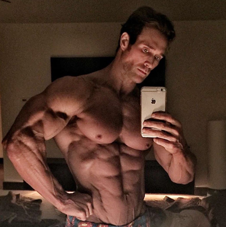 See How Unbelievably Ripped Mr. Universe Mike O'Hearn Is at 51