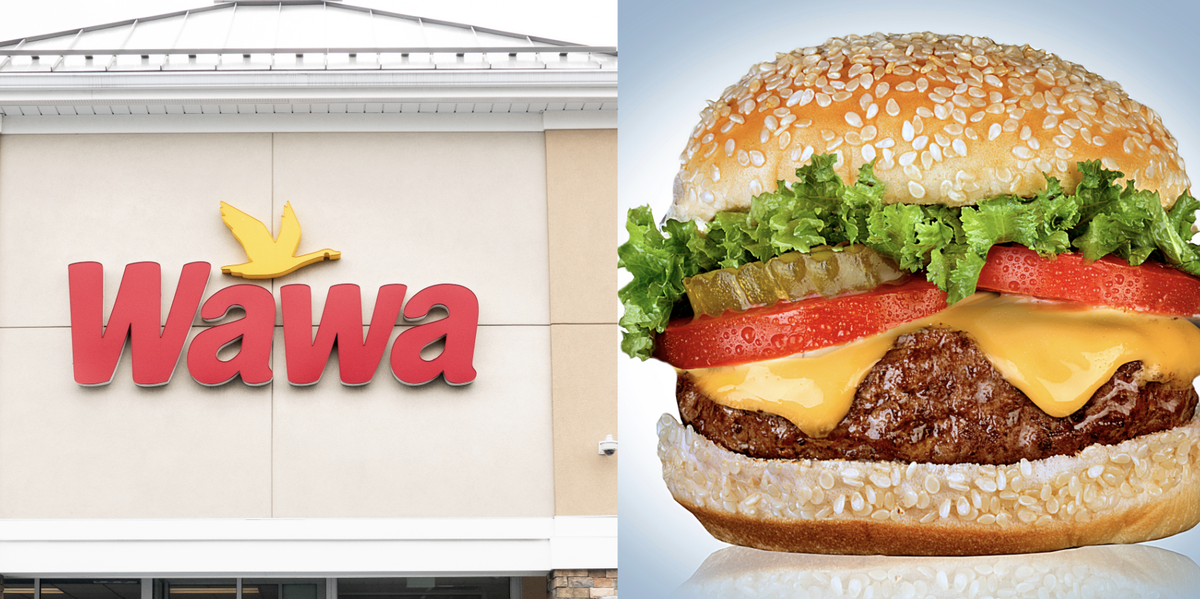 Wawa Is Apparently Testing Burgers And I Can't Wait For Them To Hit Stores