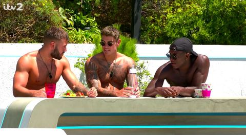 The Love Island code language contestants use to discuss whether they did bits