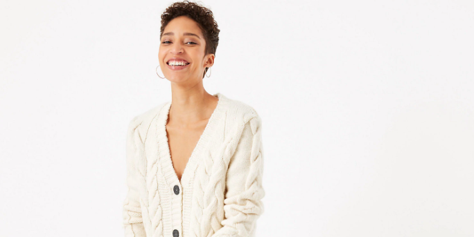 The stunning cardigan M&S Insiders can't get enough of