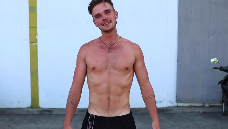 Watch What Happened When This Guy Did CrossFit Training Every Single Day for a Month