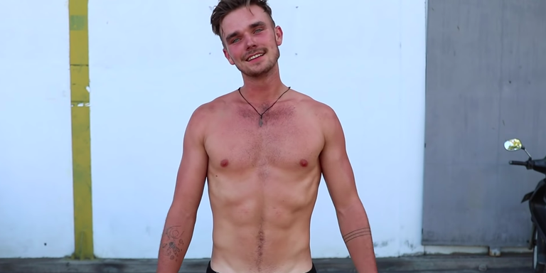 This Is What 30 Days of CrossFit Training Did to This Guy's Body