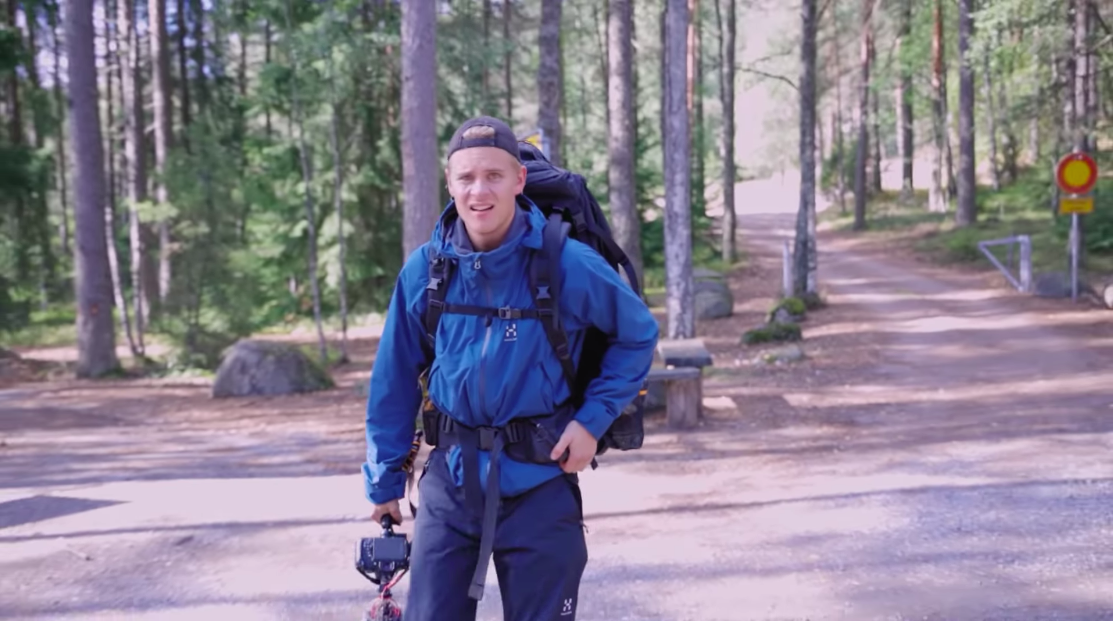 Watch What Happened When This Guy Walked for 24 Hours Straight