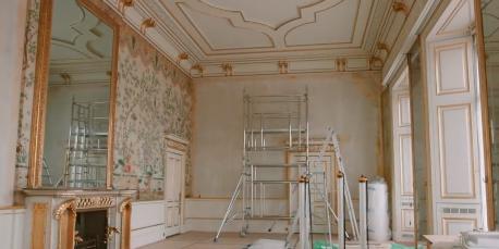 Get a Rare Behind-the-Scenes Peek at Buckingham Palace's Big Renovation