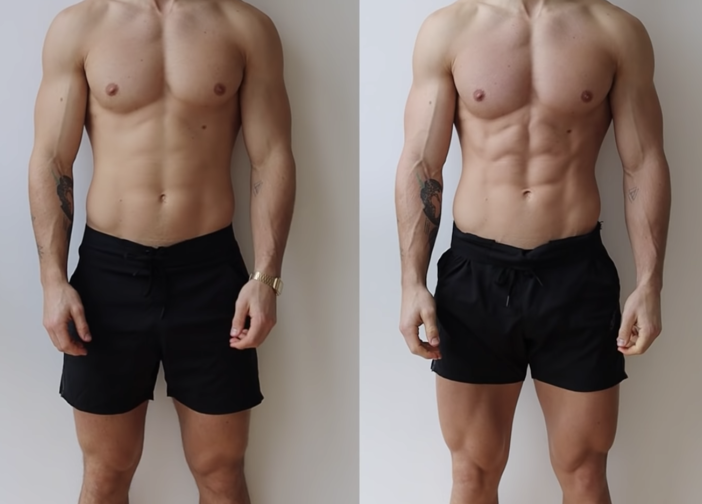 Personal Trainer Joe Delaney Went From Lean to Shredded in 14 Days