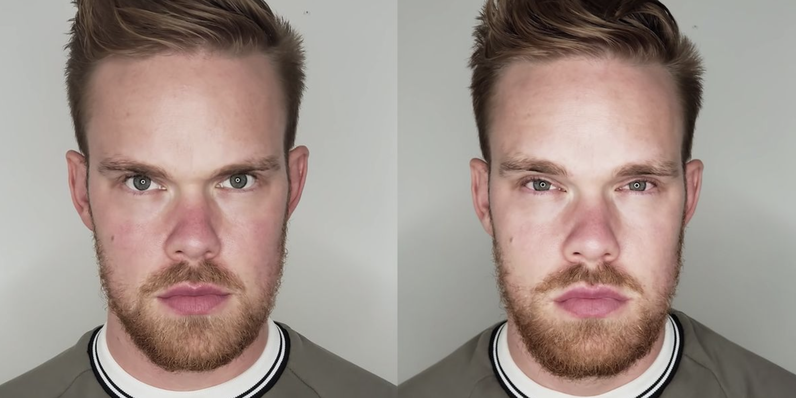 Here's What 36 Hours of Sleep Deprivation Does to Your Face