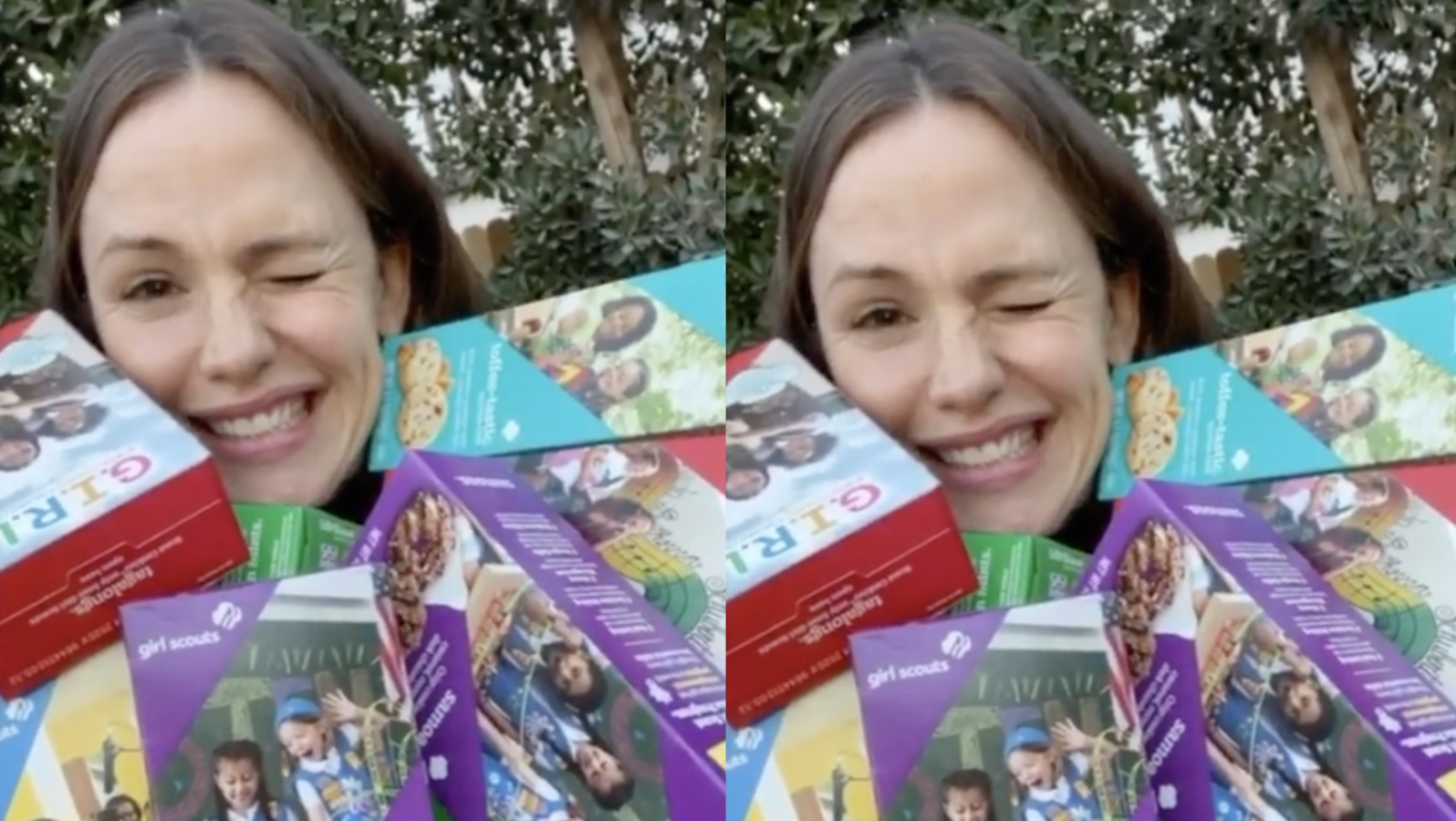 Jennifer Garner Said She'll Ship Girl Scout Cookies To You If You Email Her