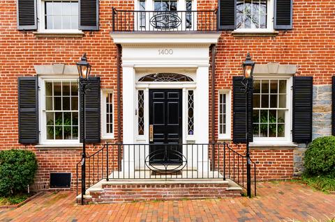 Brickwork, Property, Home, Brick, House, Building, Residential area, Real estate, Door, Window,