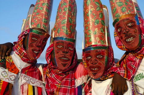 People, Tradition, Tribe, Adaptation, Smile, Art,