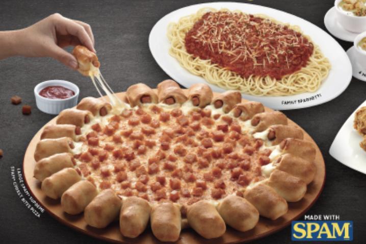 Hut pizza