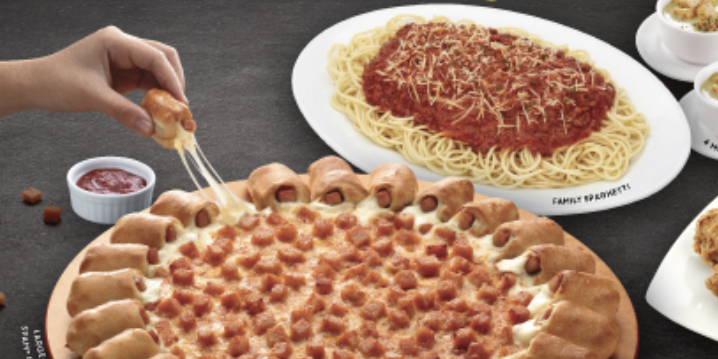 Pizza Hut Is Selling A Spam Pizza With Stuffed Crust