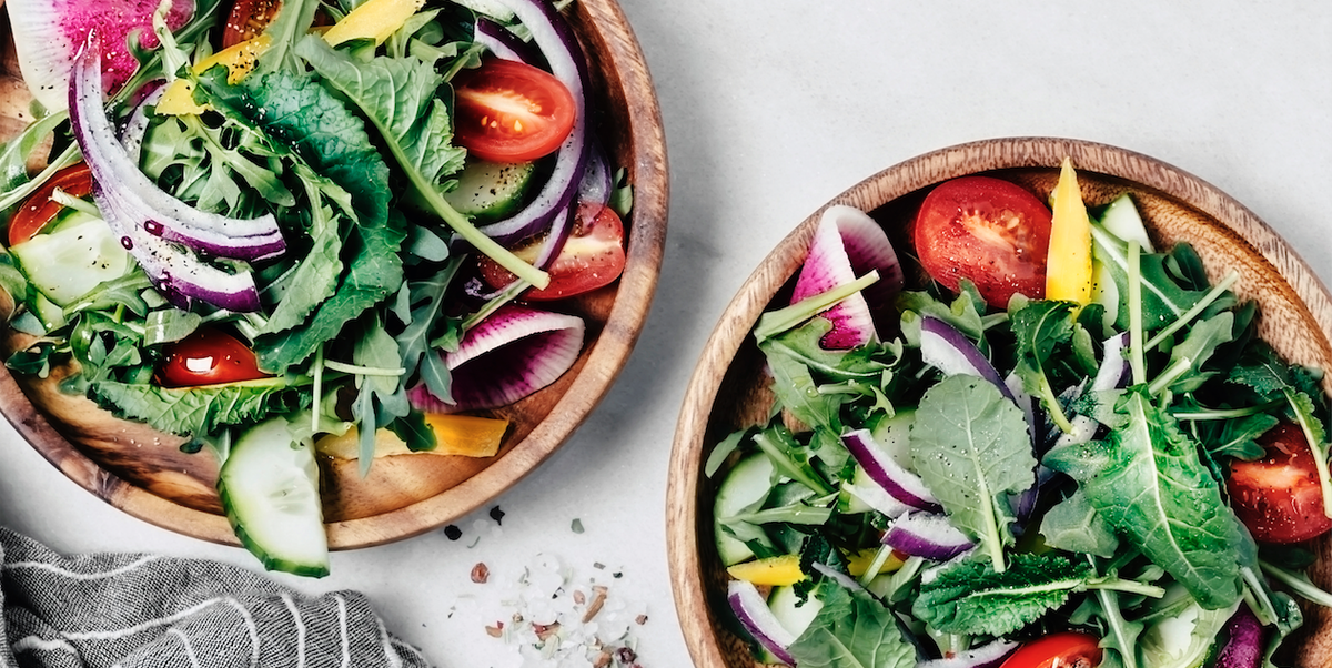Here's Exactly What You Can and Can't Eat on a Plant-Based Diet