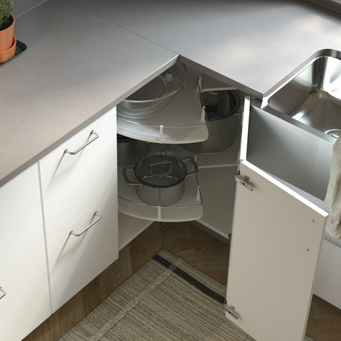 Countertop, Room, Cabinetry, Property, Furniture, Kitchen, Sink, Floor, Material property, Drawer,