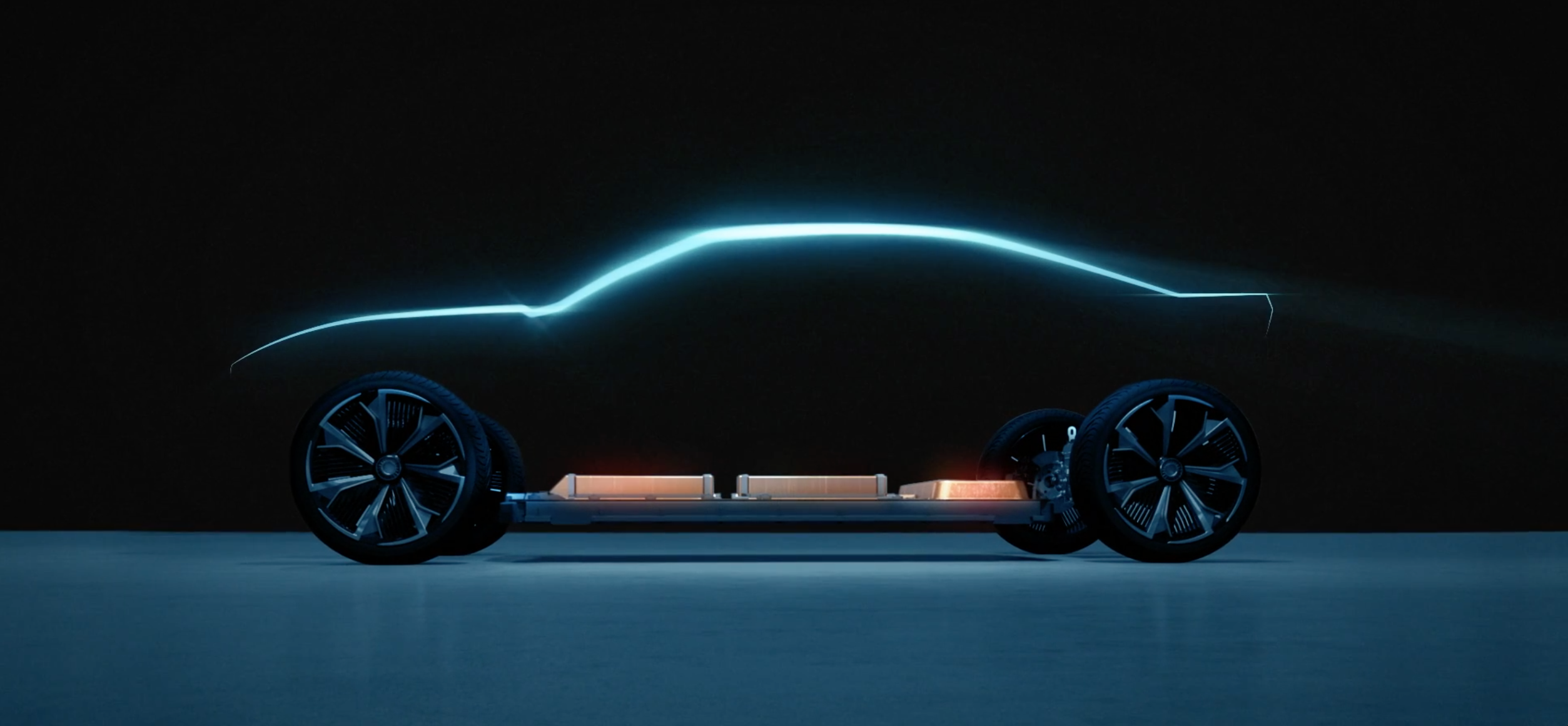 Is A Chevy Camaro Electric Car In The Works Gm Ev Teased