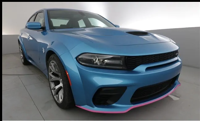2020 charger hellcat
