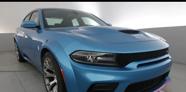 Dodge Charger Hellcat Widebody Daytona for Sale, Marked Down to $107,145