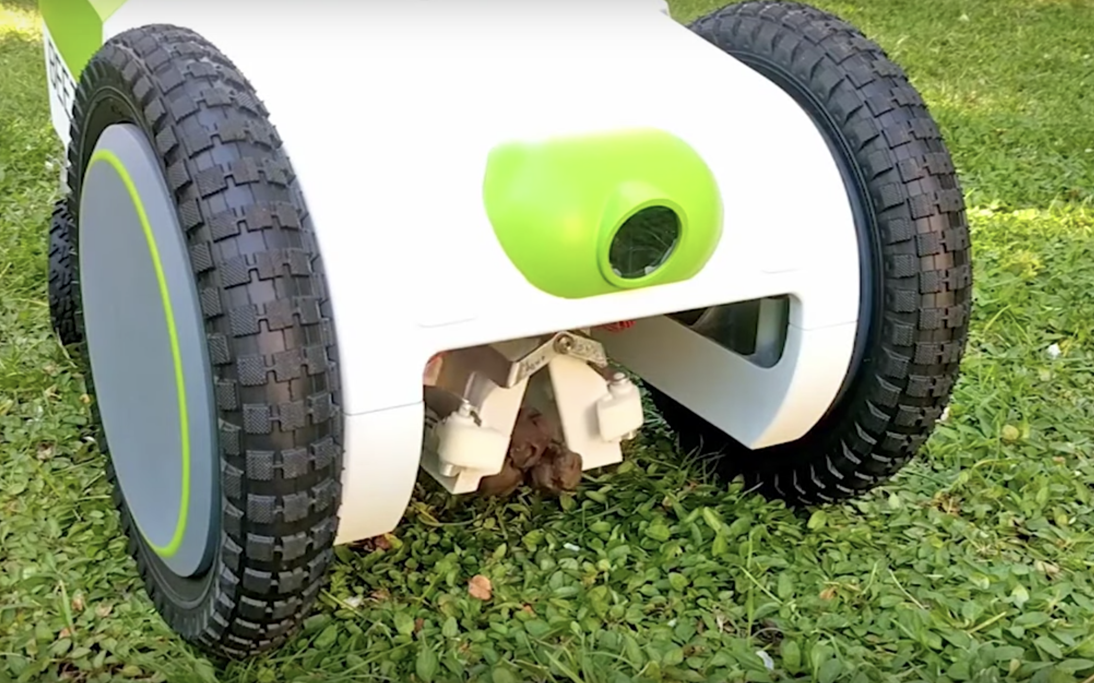 The Beetl Smart Robot Will Patrol Your Lawn And Pick Up Dog Poop For You