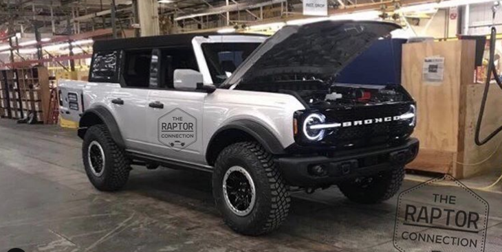 2021 Ford Bronco Is Finally Coming With Debut Set For July 13