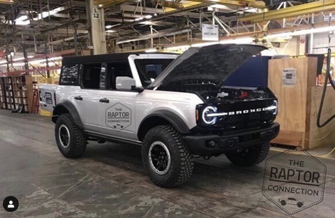 2021 Ford Bronco Is Finally Fully Viewable