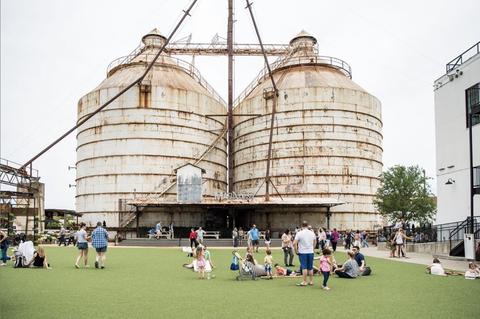 Magnolia silos in waco texas