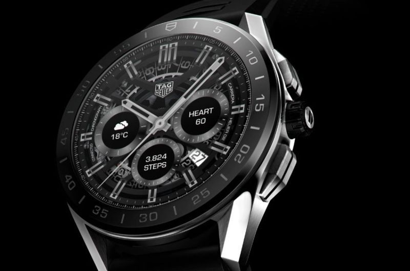 Tag Heuer Launches Its Most Refined Smartwatch