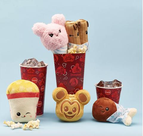 Toy, Stuffed toy, Teddy bear, Plush, Textile, Food,