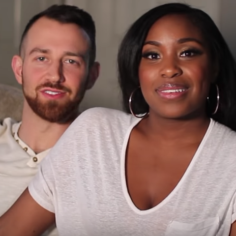 Love Is Blind couple launches YouTube channel.