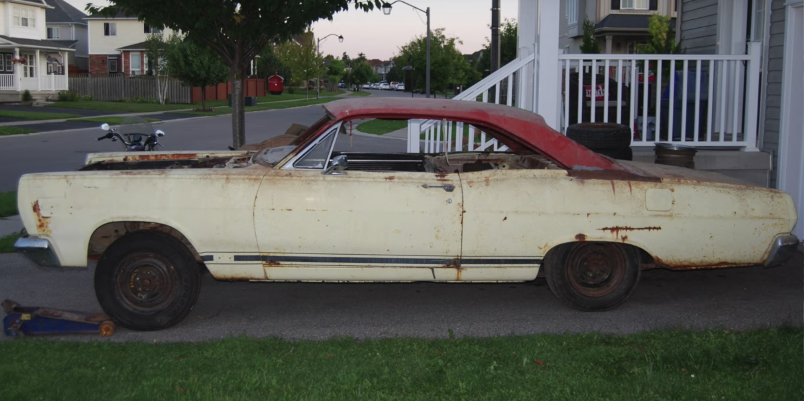 Why This Baby Boomer Gave Away His Rare Muscle Car For Free