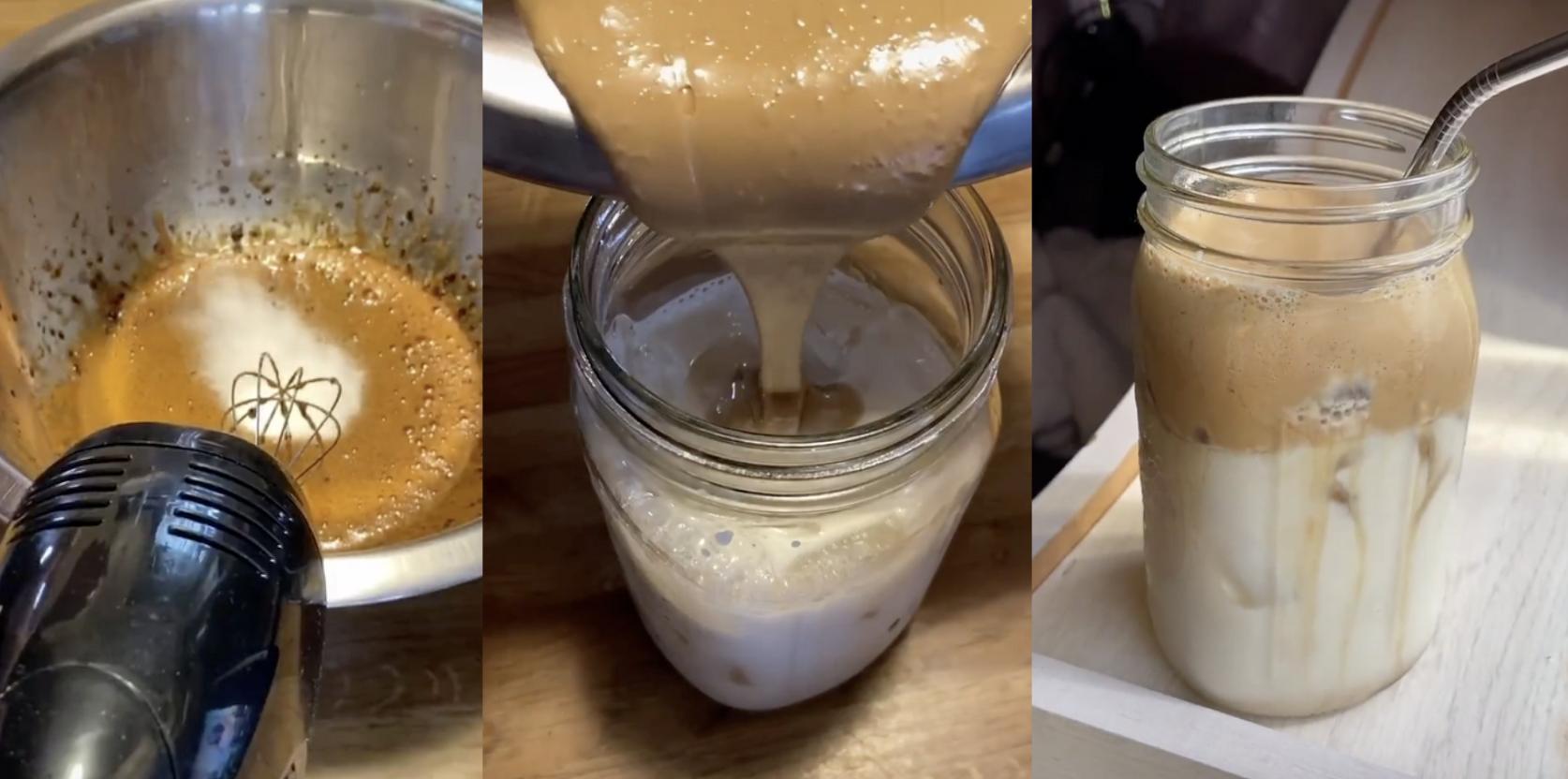 Creamy Coffee Is The Latest Tiktok Trend