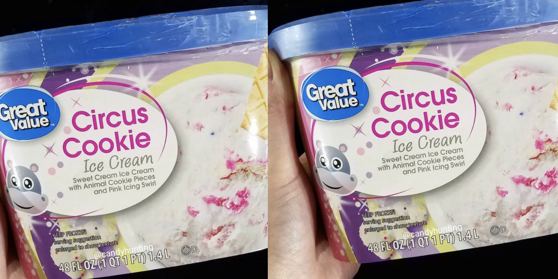 Walmart Has All New Great Value ice Cream Flavors