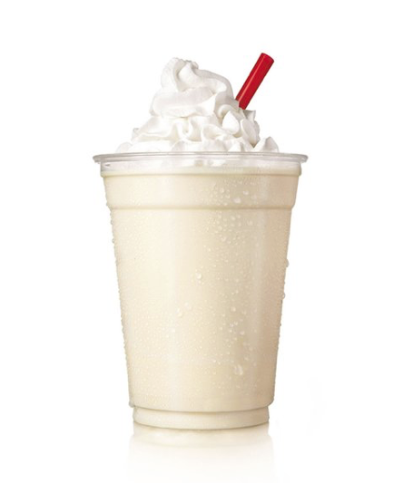 Milkshake, Drink, Cream, Food, Floats, Vanilla, Smoothie, Non-alcoholic beverage, Frappé coffee, Whipped cream,
