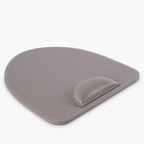 Osco Faux Leather Mouse Mat