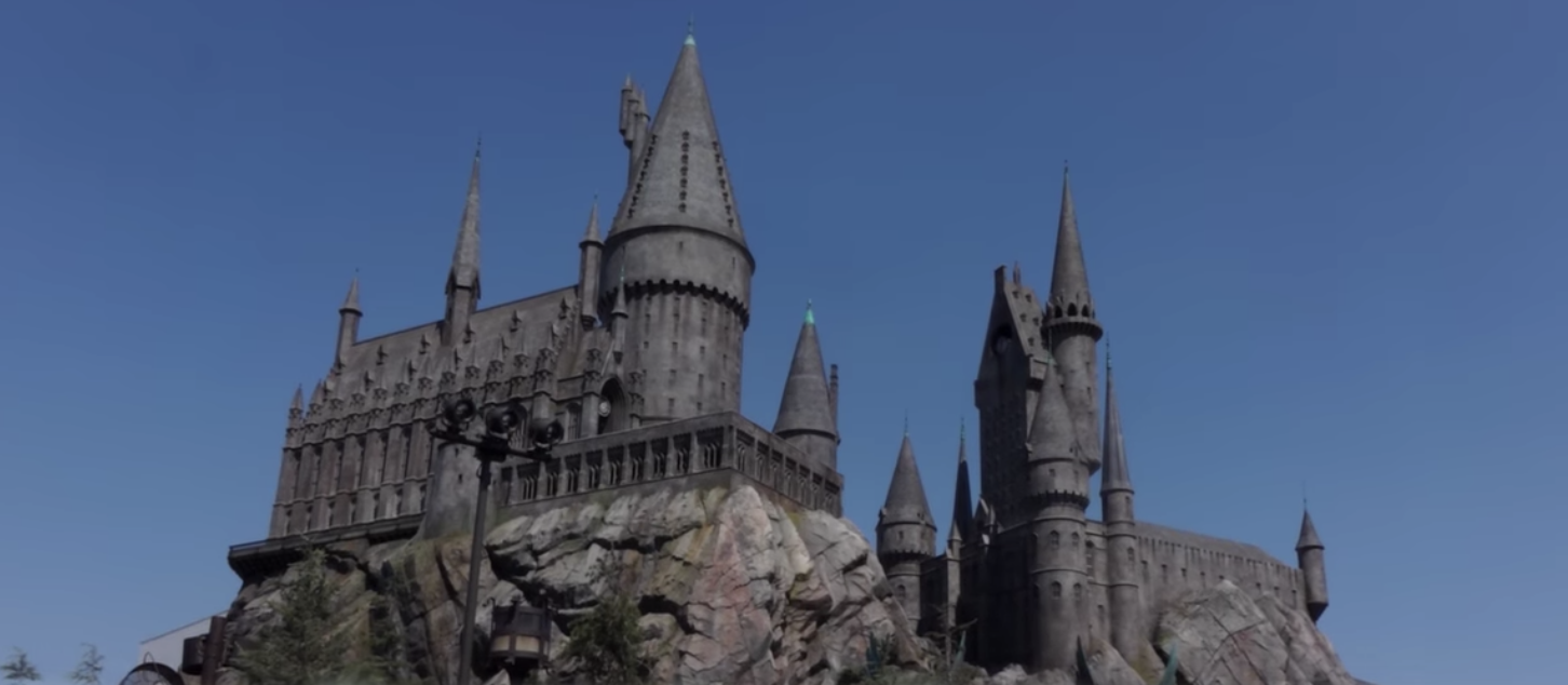 You Can Virtually Go On Universal Studios Harry Potter Castle Ride