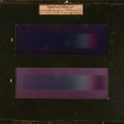 Purple, Rectangle, Space,