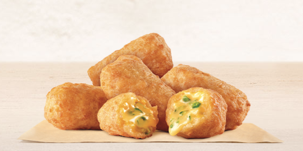 Burger King Is Selling Fried Jalapeño Cheddar Bites That Look Like The Perfect Side