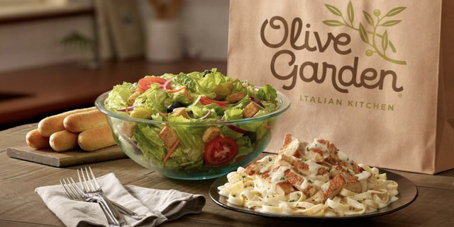 Olive Garden Is Offering To Go Easter Meals