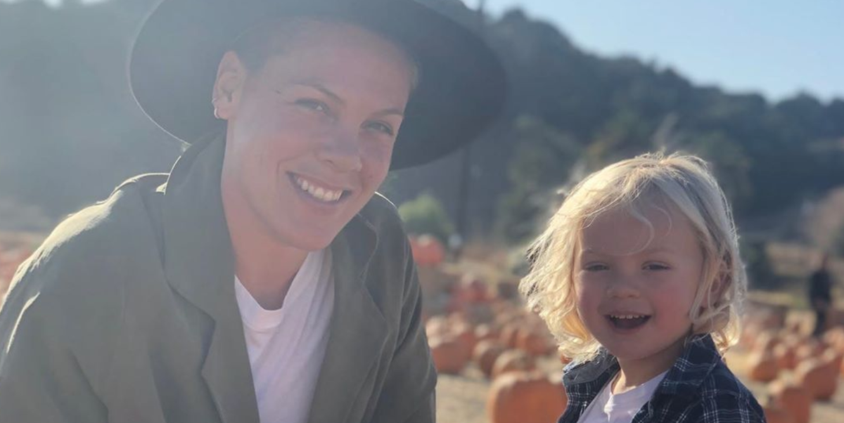 Pink Reveals She and Her Son Tested Positive for COVID-19