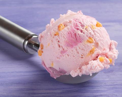Ice cream, Gelato, Frozen dessert, Food, Sorbet, Dondurma, Sherbet, Dessert, Sorbetes, Pink,