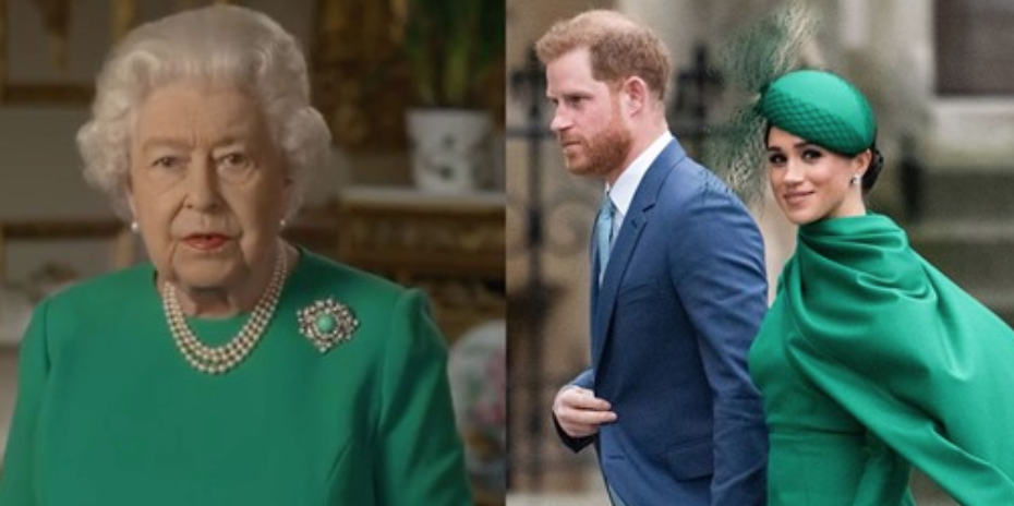 The Queen Snuck a Subtle Message for Prince Harry and Meghan Markle Into Her Speech