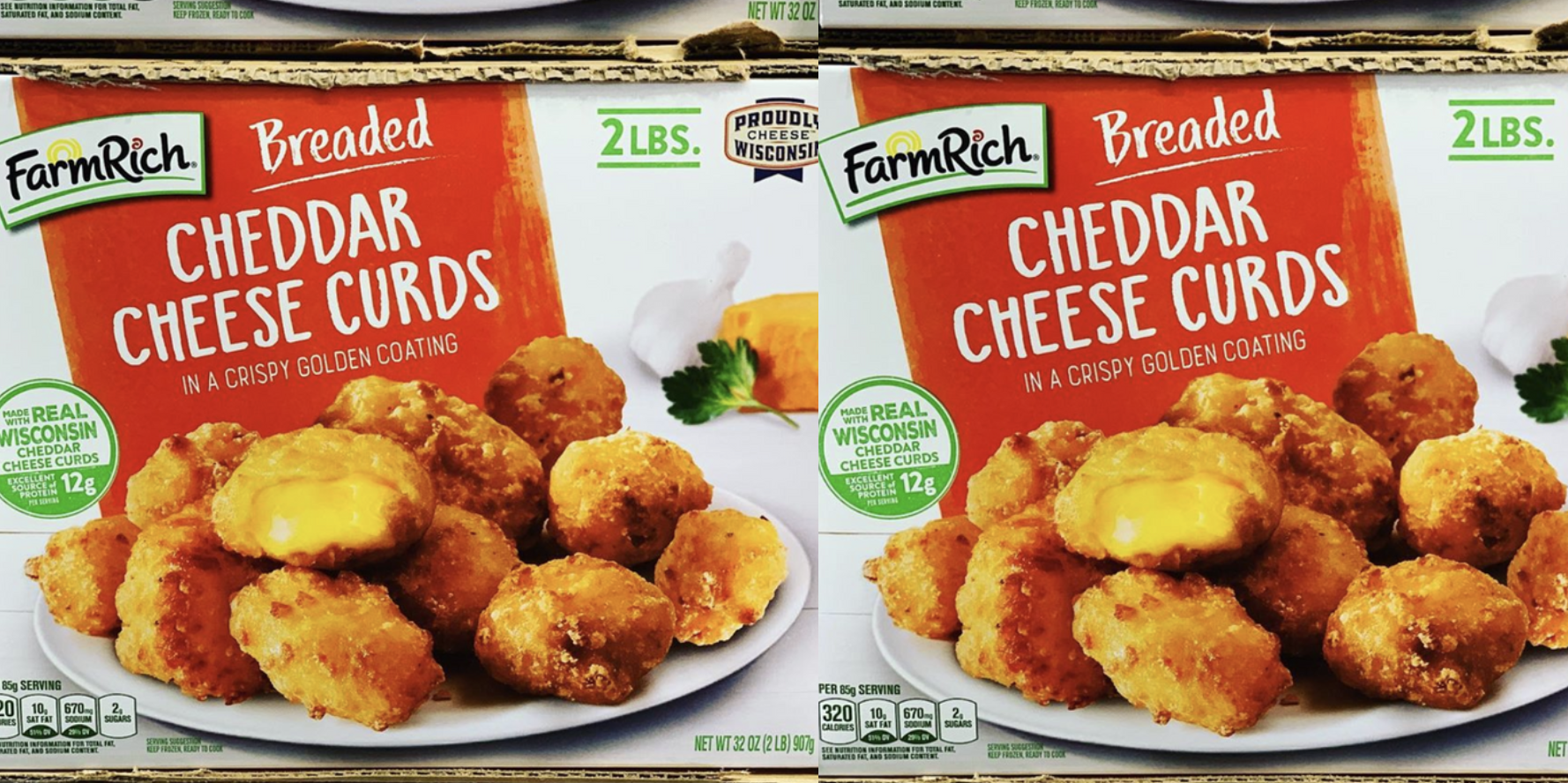 Costco Is Selling 2-Pound Boxes Of Cheese Curds