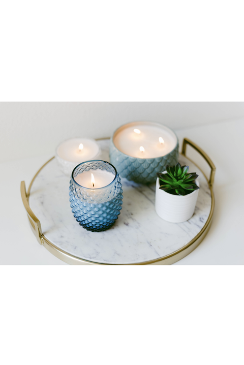 Glass Jar Soy Candles