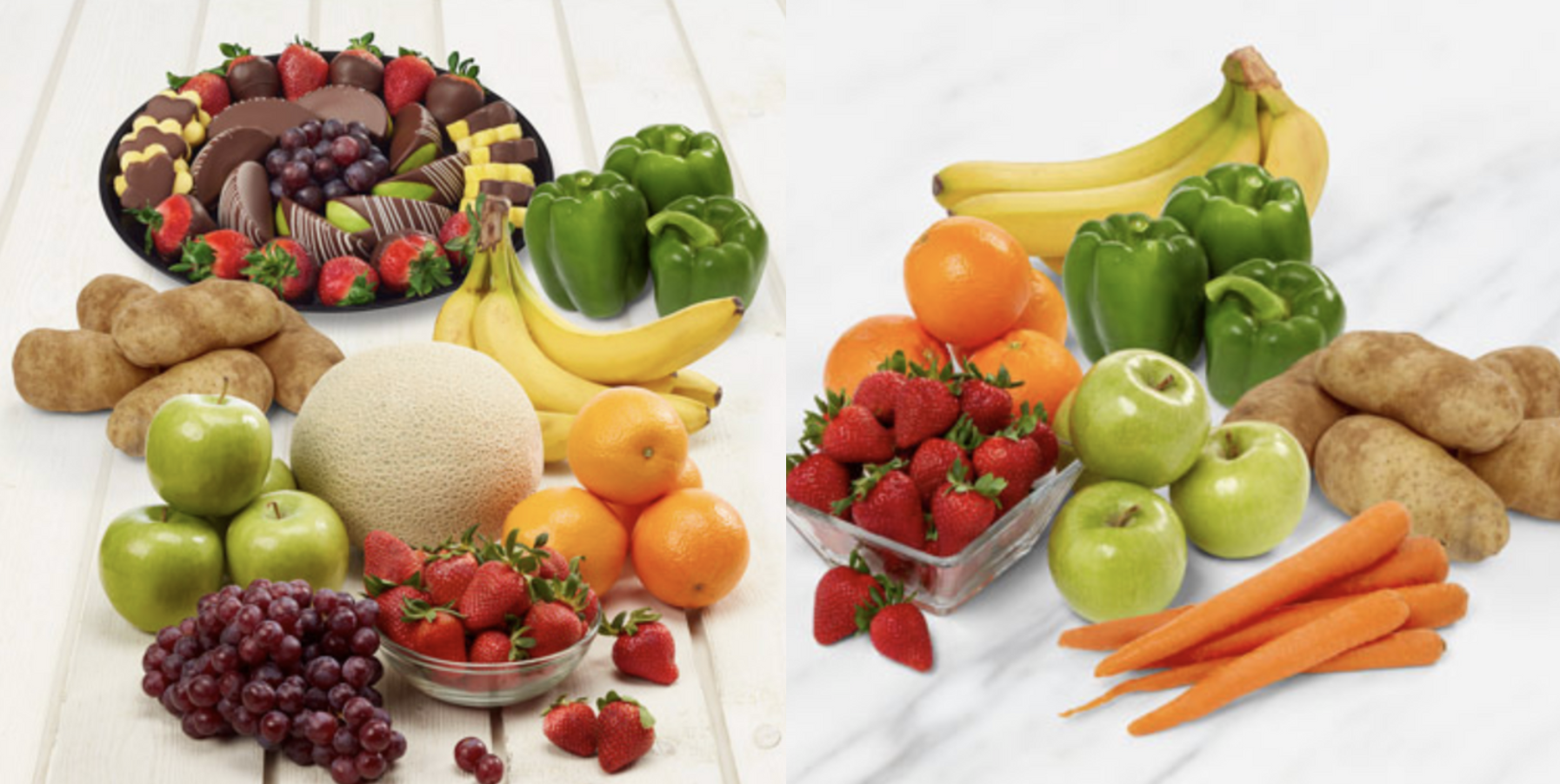 Edible Arrangements Will Deliver You Fresh Produce Boxes