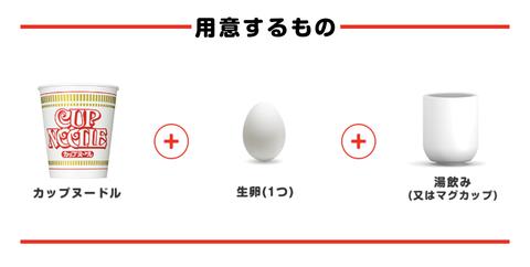 日清杯麵官網公開「杯子蒸蛋」另類食譜!超間單日式料理學起來,好香好濃好好吃
