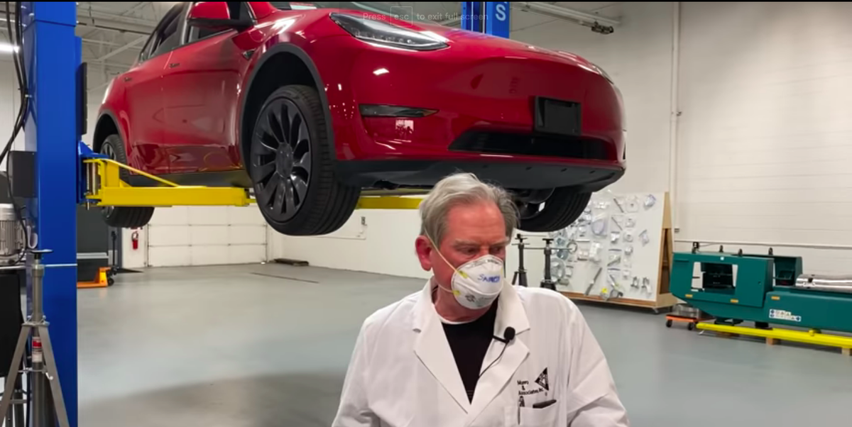 Did Tesla learn anything with the Model 3? This Model Y teardown indicates yes.