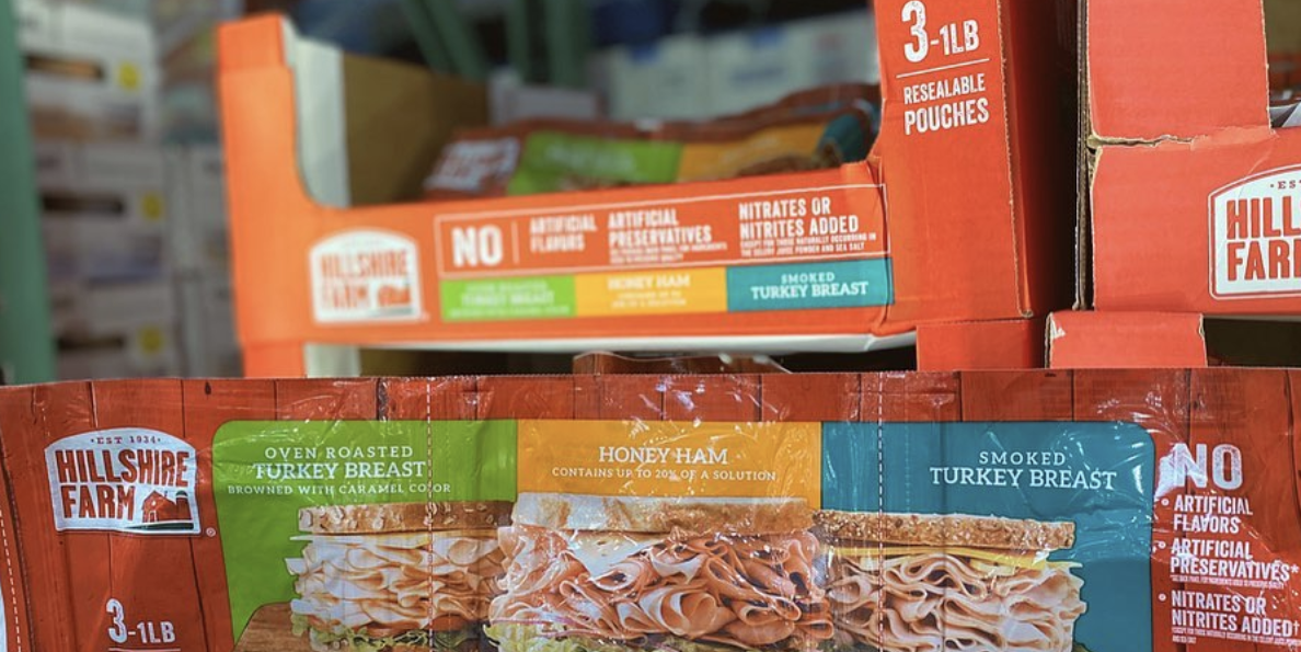Costco Sells A Variety Pack Of Hillshire Farm Deli Meats