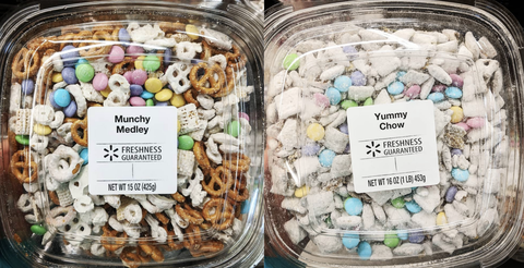 Salt water taffy, Snack, Food, Confectionery, Trail mix, Home accessories, Cuisine, Bake sale, Plastic, Food storage,